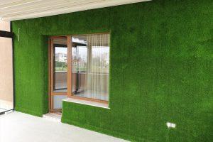 Частен дом – Изкуствена трева