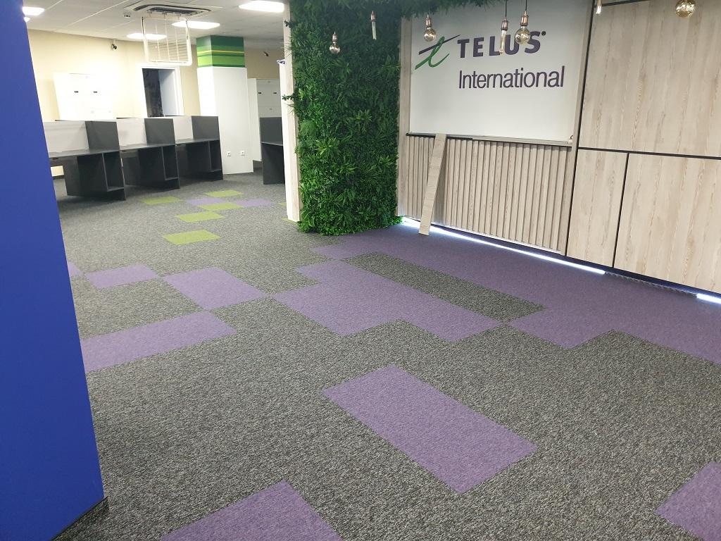 Офис Telus